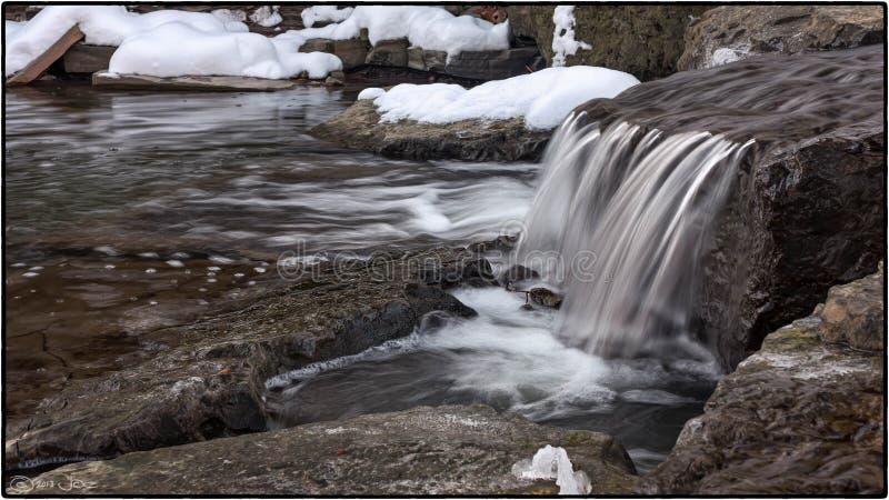 Sawmill Creek, Mississauga royalty free stock photo