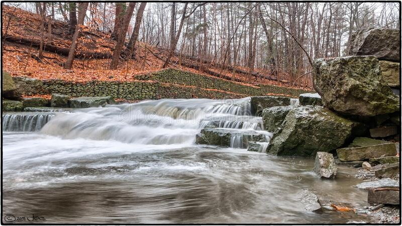 Sawmill Creek, Mississauga stock images