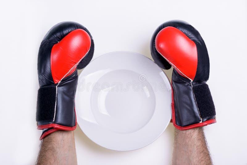 SawThe-Teller für Diät ist leer stockbilder