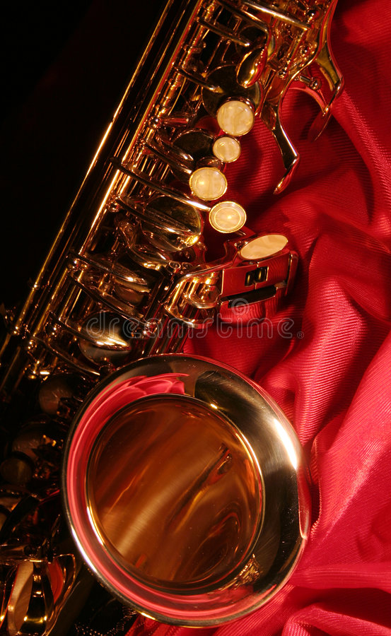 Sax royalty free stock photography