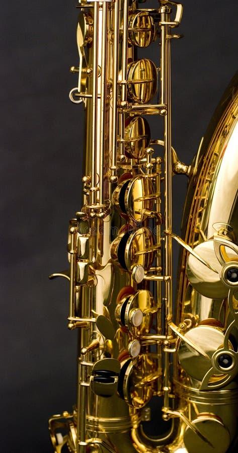 saxofon royaltyfria bilder