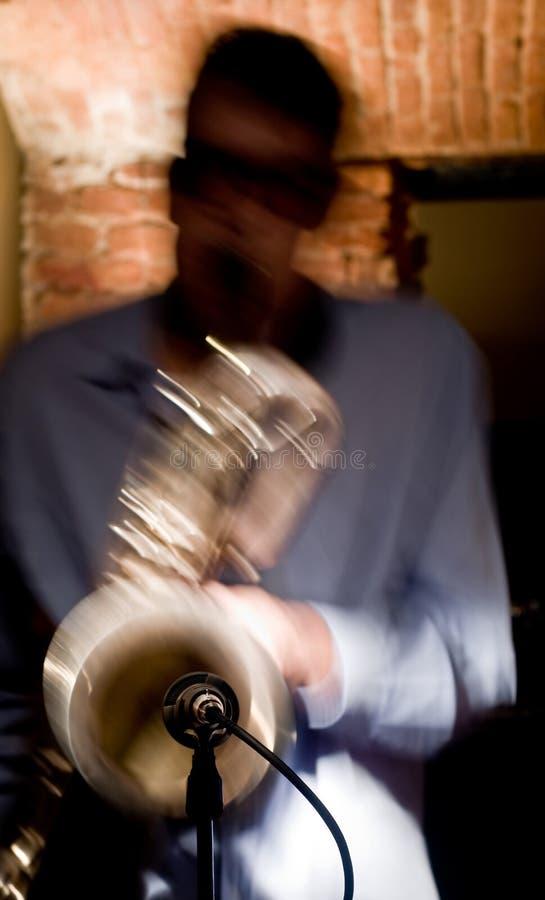 saxofon arkivfoton