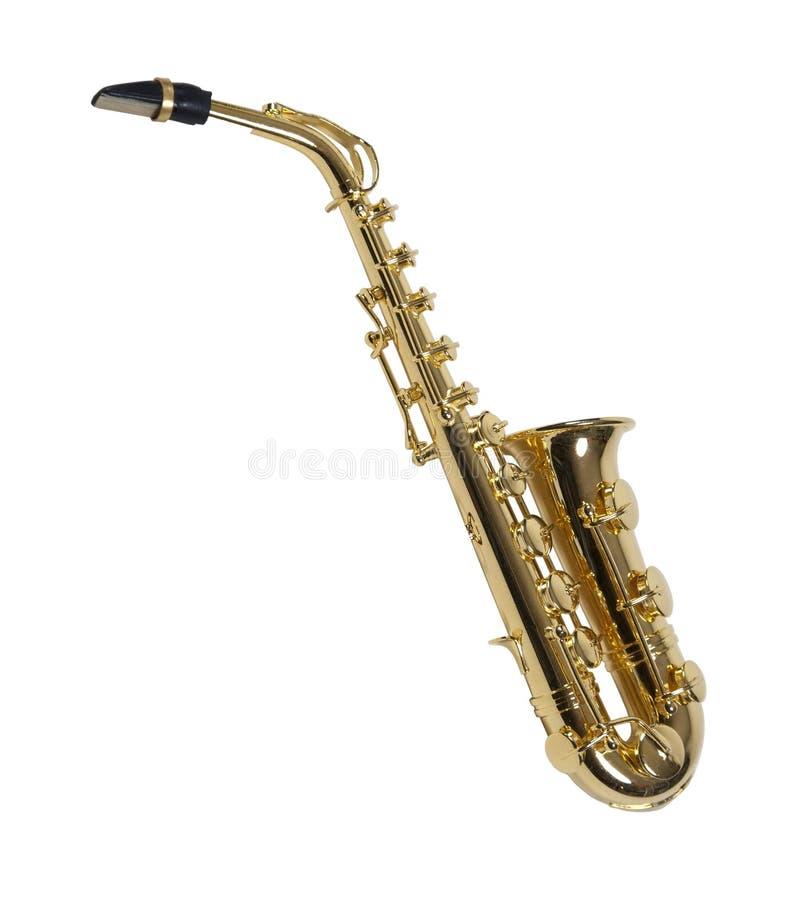 Saxofoon royalty-vrije stock fotografie