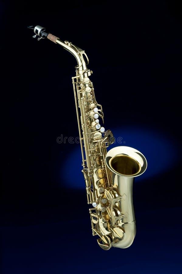 Saxophon lizenzfreie stockbilder