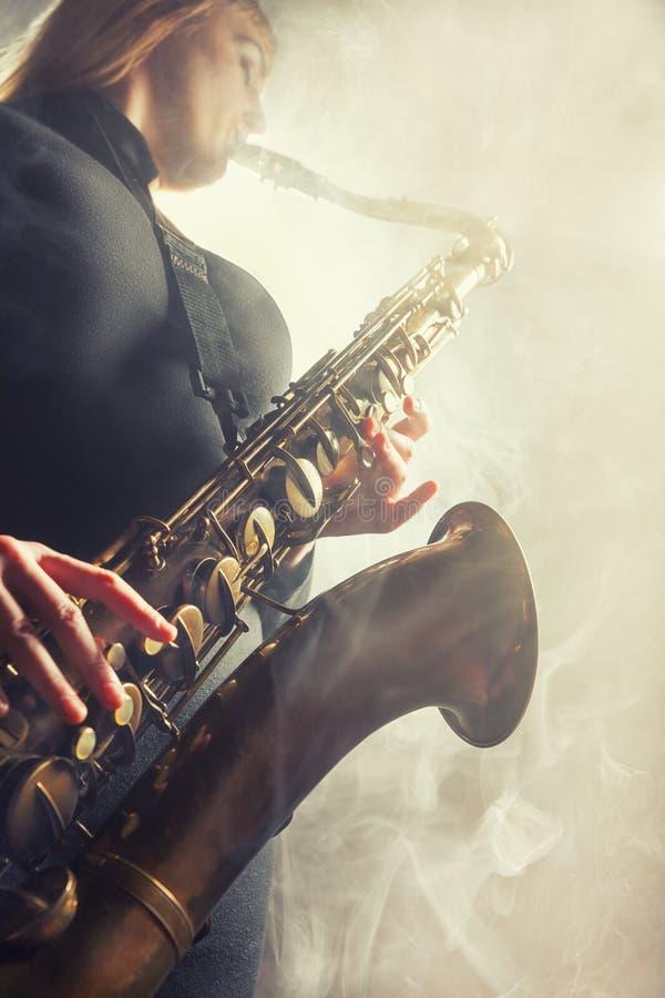 saxophone fotos de archivo