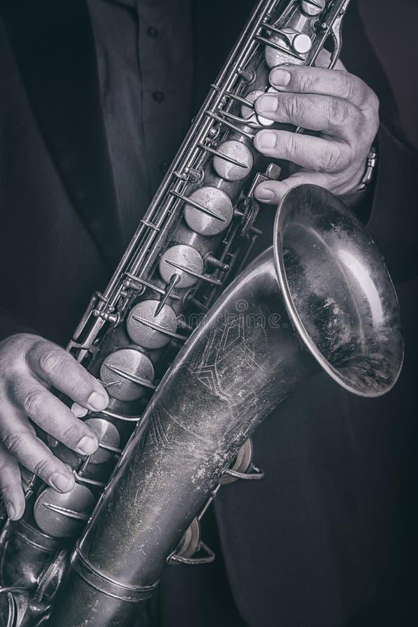 saxophone images libres de droits