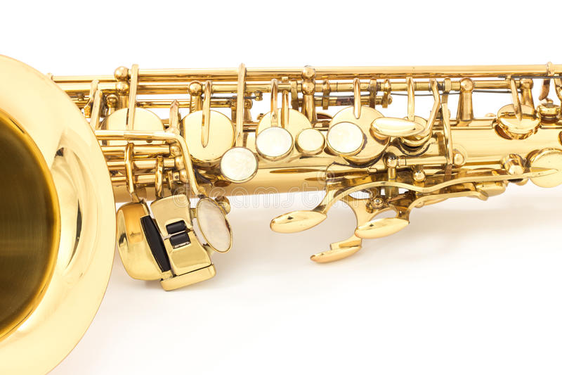 saxophone image stock
