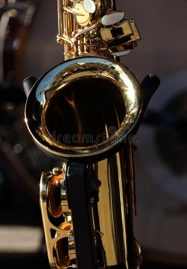 saxophone lizenzfreie stockfotografie