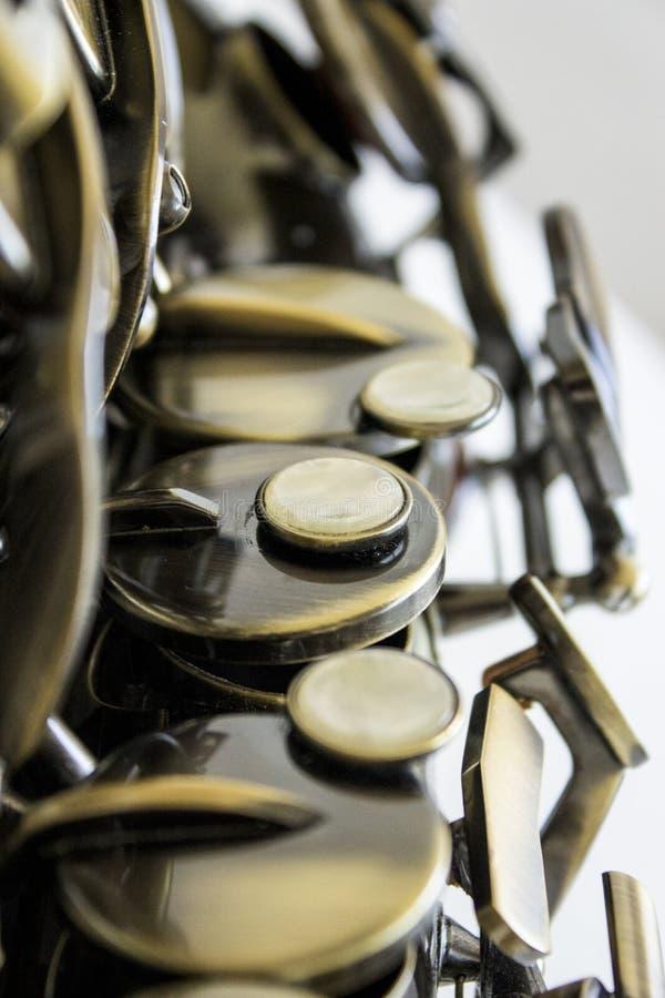 saxophone stockfotografie