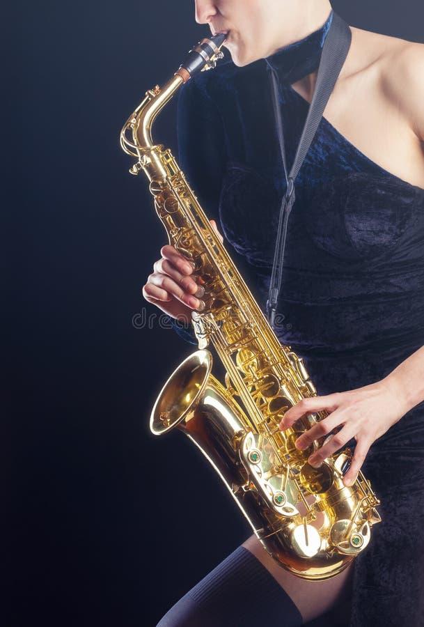 saxophone imagen de archivo