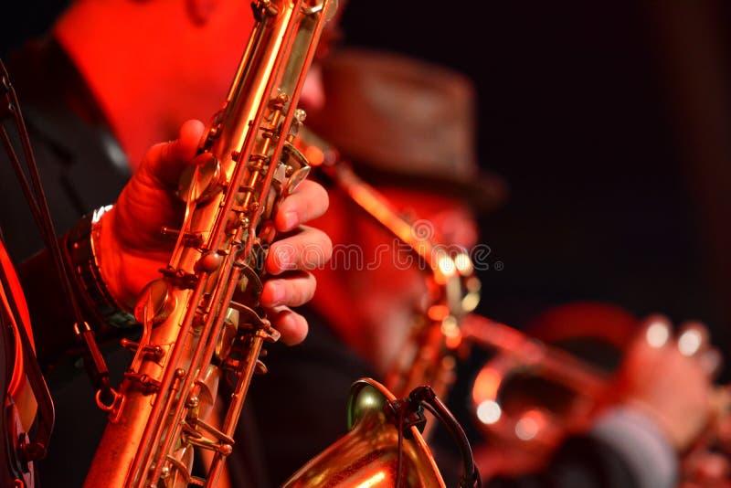 Saxophone, όργανο Woodwind, οικογένεια κλαρινέτων, Saxophonist στοκ εικόνα με δικαίωμα ελεύθερης χρήσης
