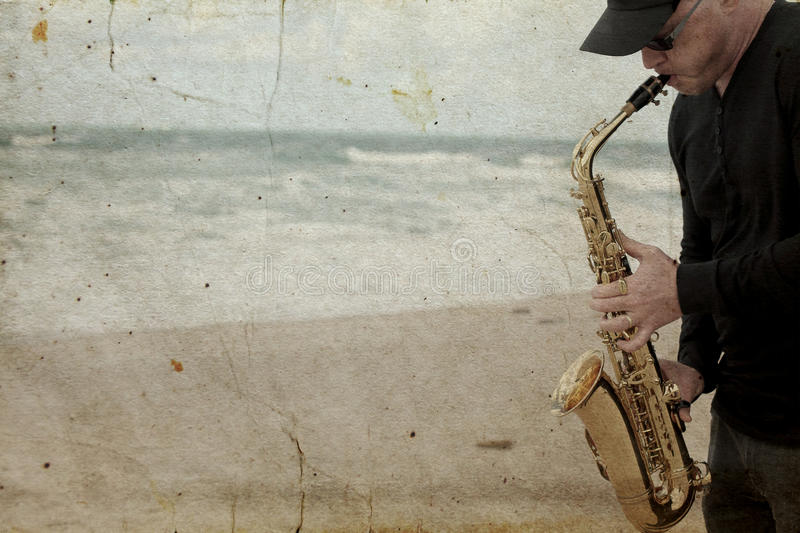 saxophonist fotos de stock royalty free