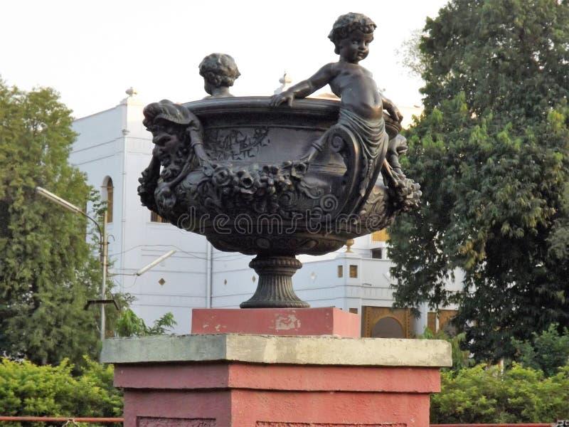 Sayaji Bagh, Vadodara, Gujarat stock afbeelding