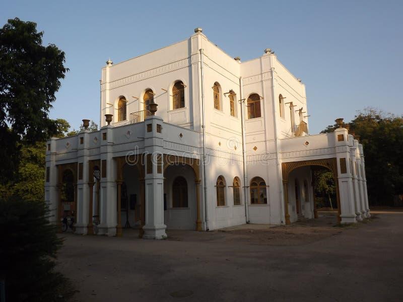 Sayaji Baug健康博物馆,巴罗达,印度 免版税库存照片
