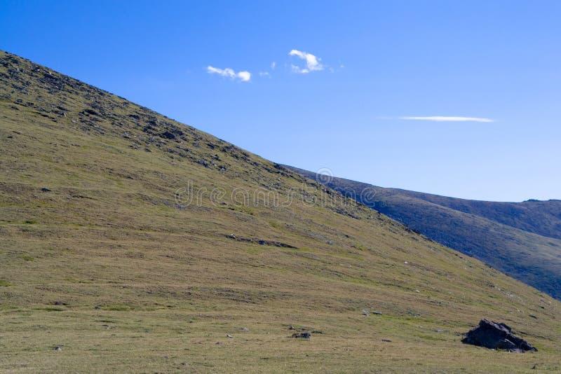 Sayan Mountains royalty free stock images