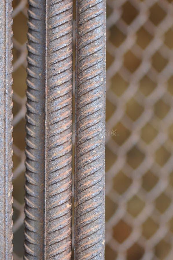 Sbarre di ferro immagini stock