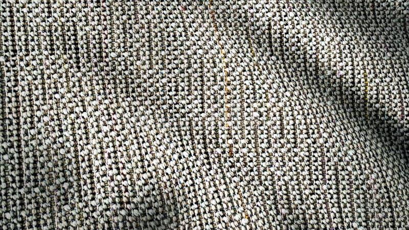 Sbattimenti del panno Onde dell'animazione della tela Fondo del tessuto del raso Animazione del fondo del tessuto che fluttua nel fotografia stock