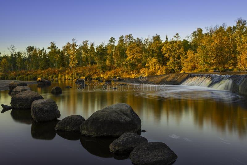 Scène d'automne images stock