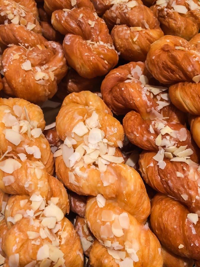 Scène de boulangerie de Brown photos libres de droits