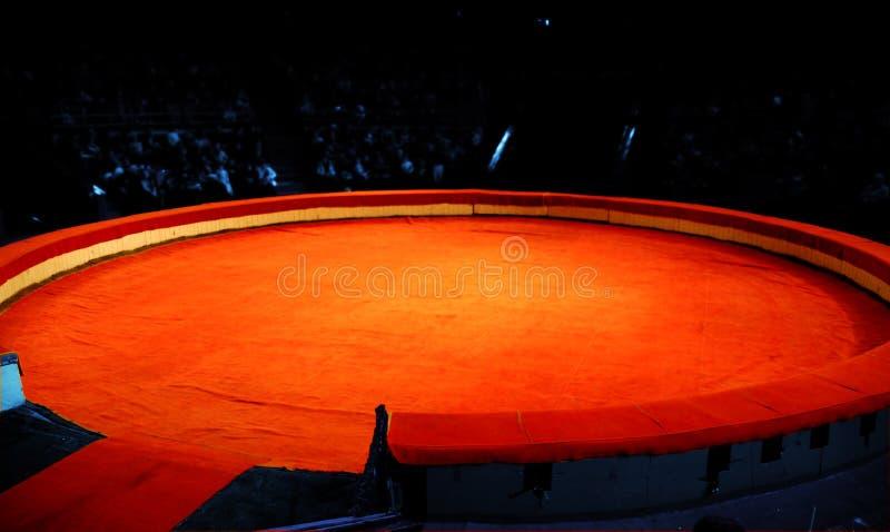 Scène de cirque photo libre de droits