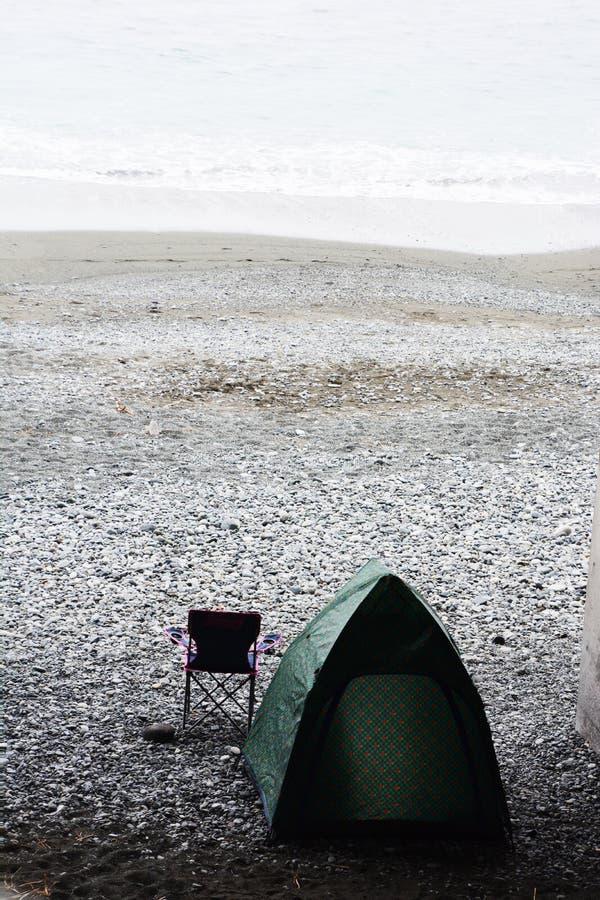 Scène de la plage image stock