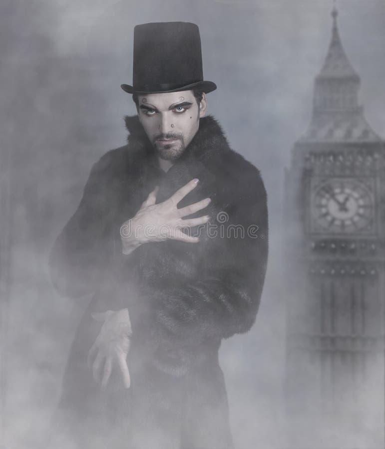 Scène de Londres images libres de droits