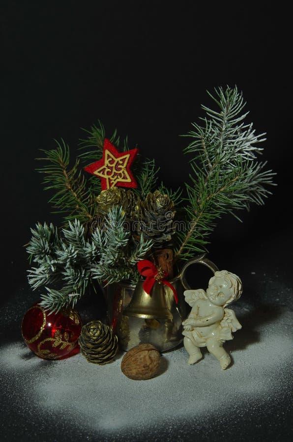 Scène 2 de Noël photo libre de droits