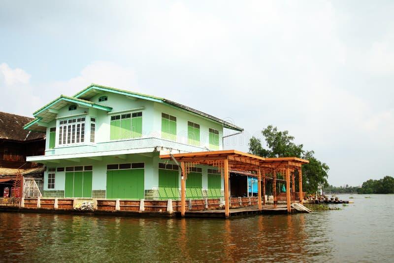 Scène thaïlandaise de maison images stock