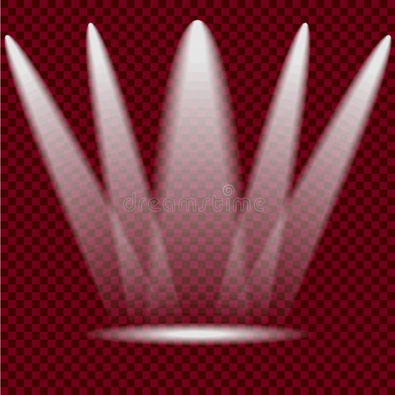 Download Scènes d'illumination illustration de vecteur. Illustration du cinéma - 87708915