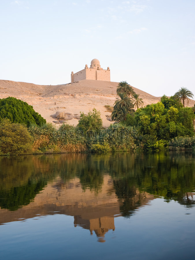 scènes du Nil photos libres de droits