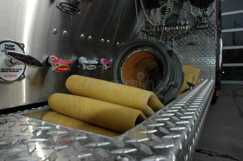 Scènes van een Van het Midwesten de Brandhuis van de V.S. stock fotografie