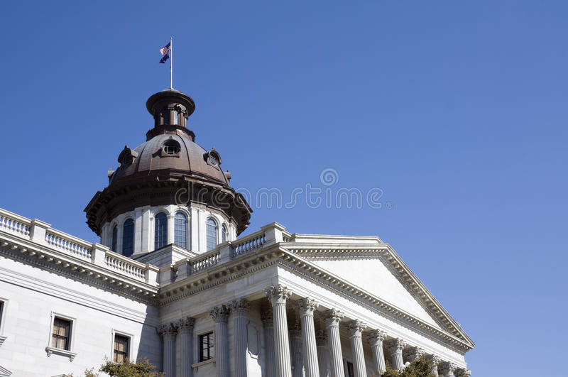 Download SC Capital Dome Stock Image - Image: 12156291