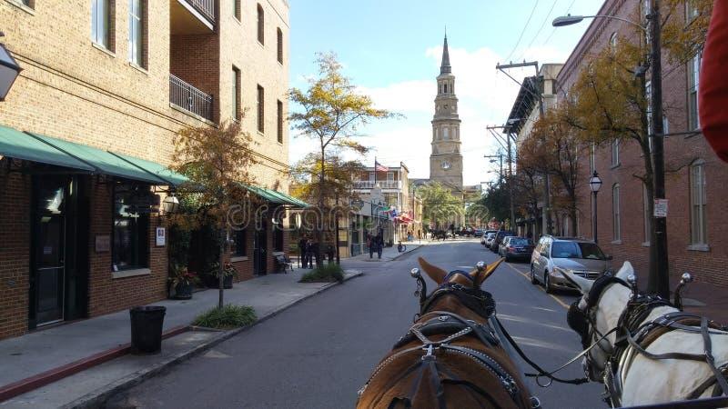 Sc di Charleston fotografia stock libera da diritti