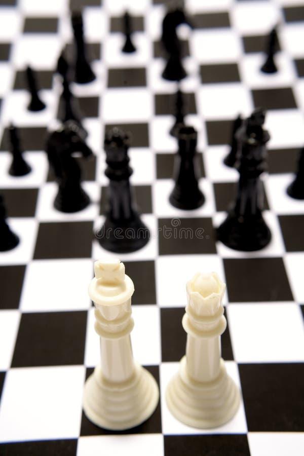 scacchi immagine stock