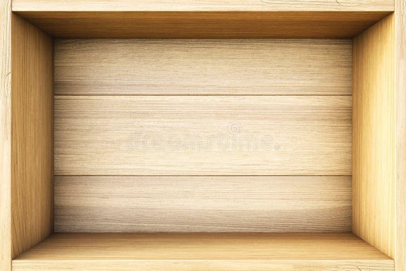 Scaffale illustrazione di stock