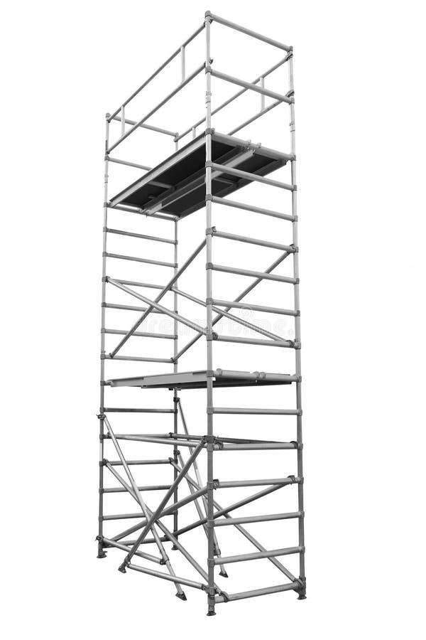 scaffold arkivfoto