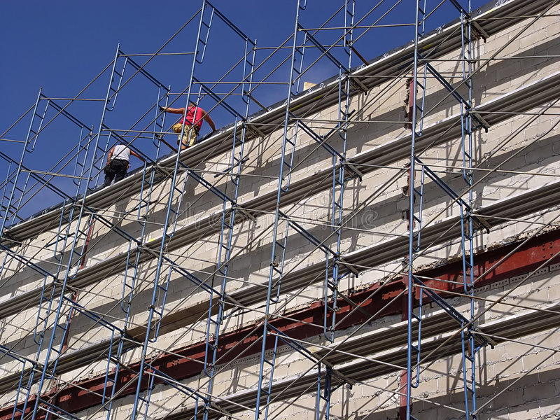 Download Scaffolding Stock Image - Image: 21941