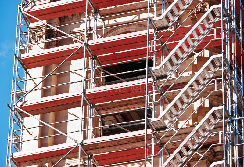 Download Scaffolding Stock Photo - Image: 28742100
