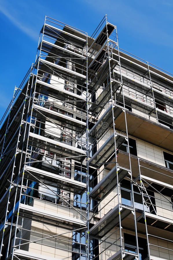 Download Scaffolding stock image. Image of site, industry, site - 31525069