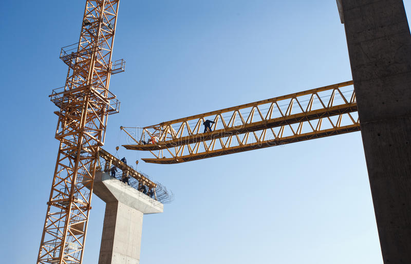 Download Scaffolding, Construction Site Stock Photo - Image: 22659550