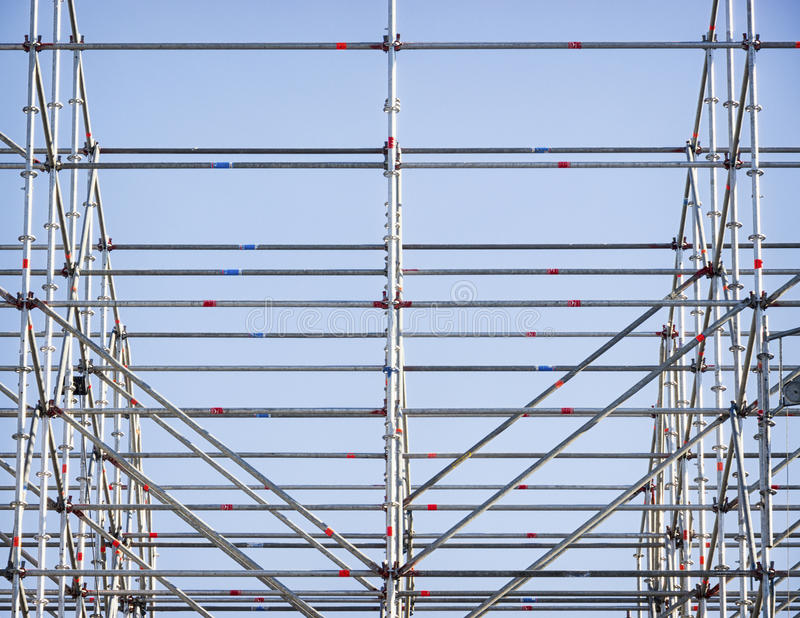 Download Scaffolding stock image. Image of sparse, outdoors, image - 35362587