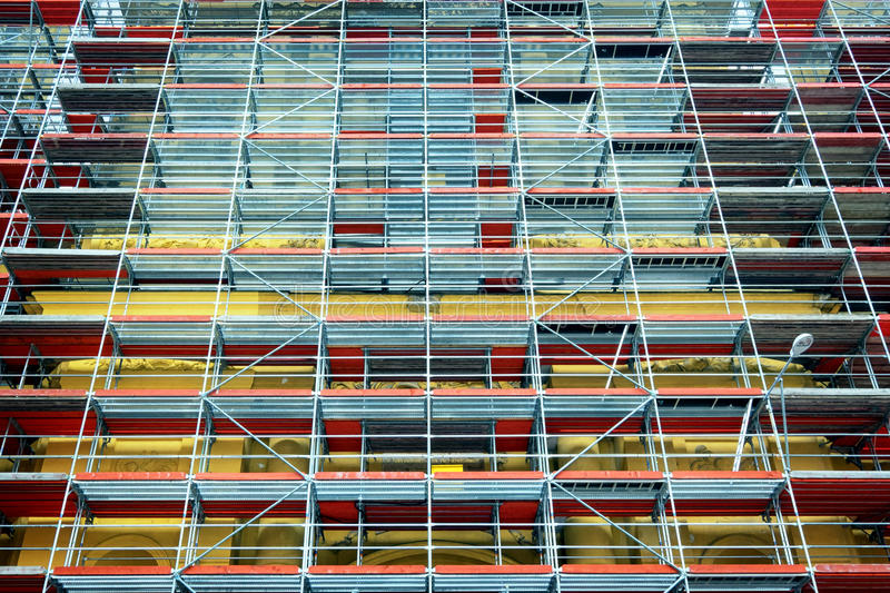 Download Scaffolding Stock Photo - Image: 43464296
