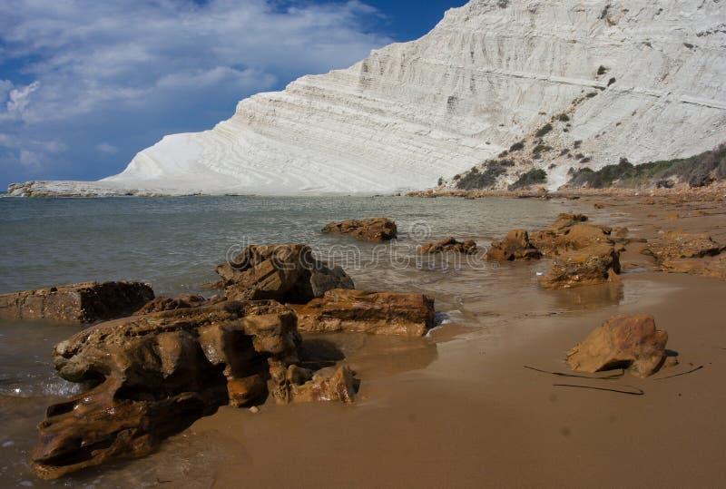 Download Scala dei Turchi stock photo. Image of scala, coastline - 20886644