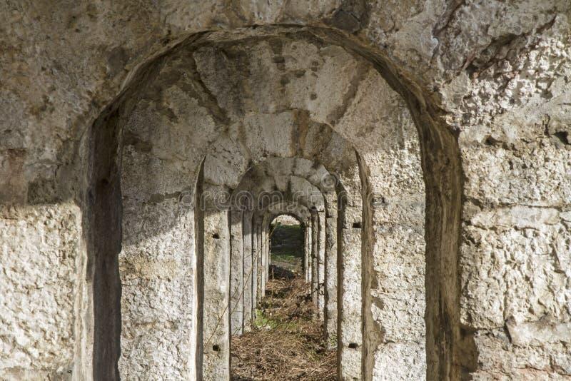 Scala della Tagliata στοκ εικόνα με δικαίωμα ελεύθερης χρήσης