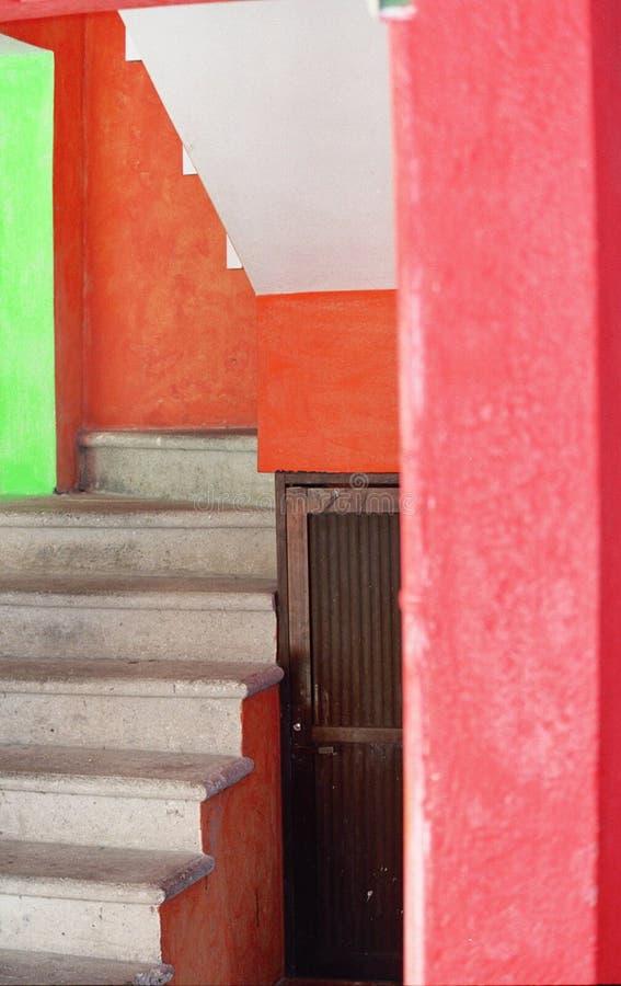 Download Scala nel Messico immagine stock. Immagine di blocchi, cielo - 206933