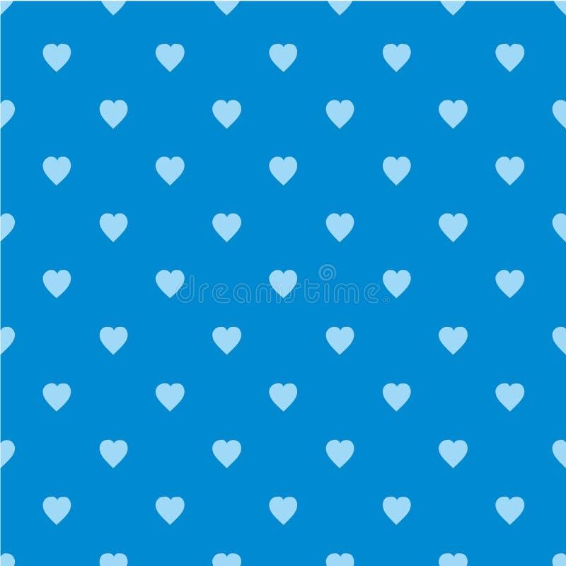 scalable vektor för redigerbar hjärtaillustrationmodell Plan skandinavisk stil för tryck på tyg, gåvasjal, rengöringsdukbakgrunde vektor illustrationer