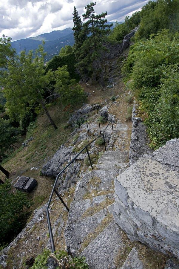 Scale della roccia immagini stock libere da diritti