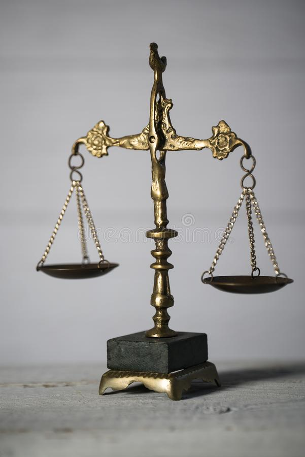 Scale Of Justice. The Criminal Law. Stock Image - Image of ...