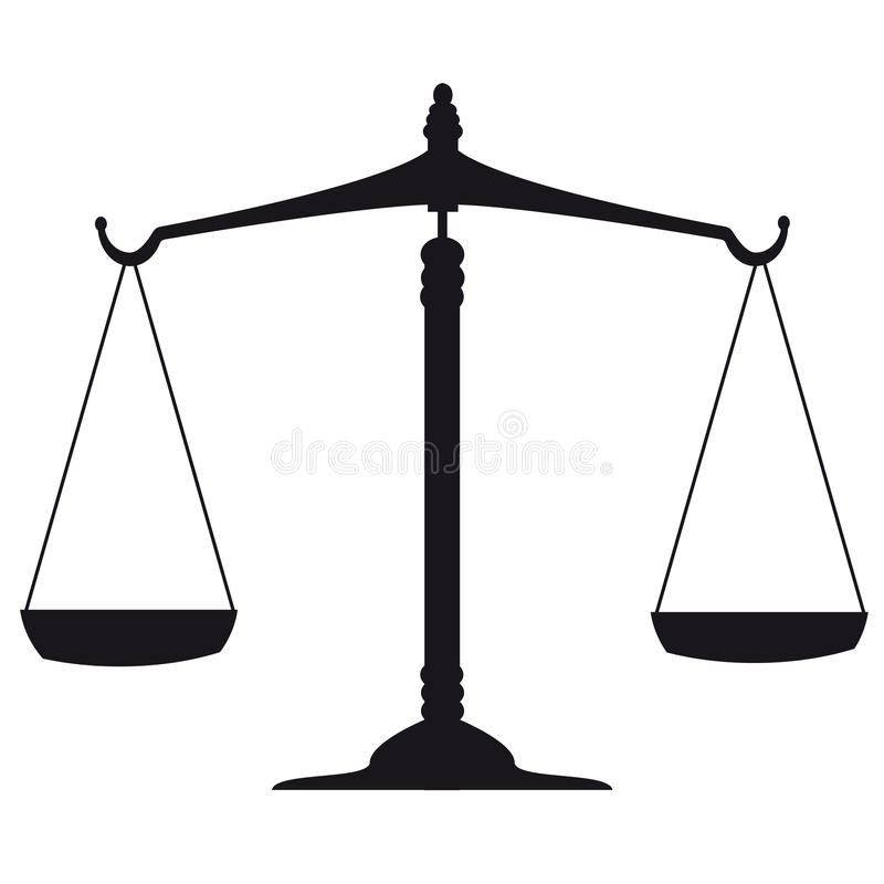 Free Scale Of Justice Royalty Free Stock Photos - 30263948