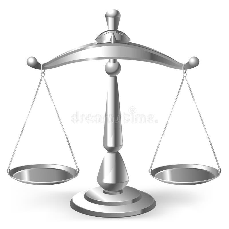 Scales-2 illustration de vecteur